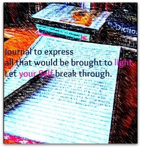 journalling haiku